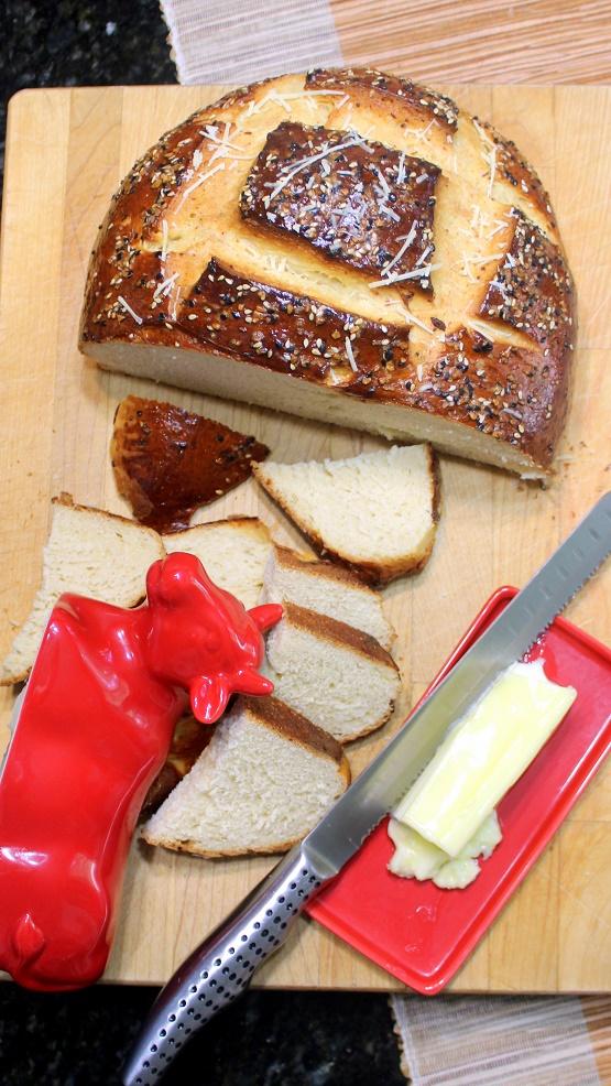 52 Ways To Cook Garlic Parmesan Artisan Bread Bread