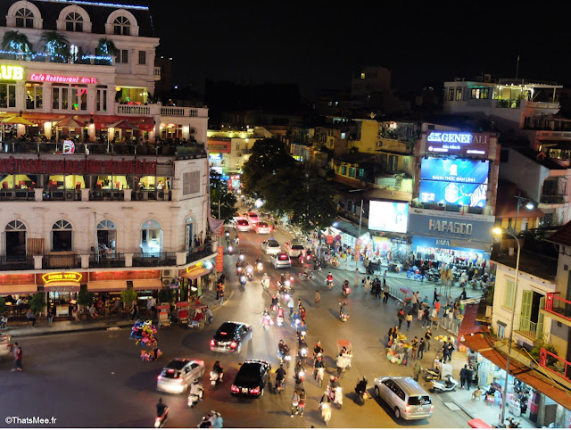 vue place hanoi city view cafe hanoi vietnam