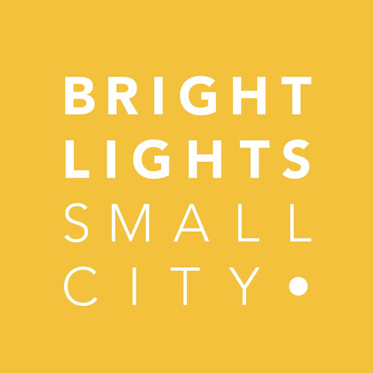 bear among bees: Bright Lights Small City