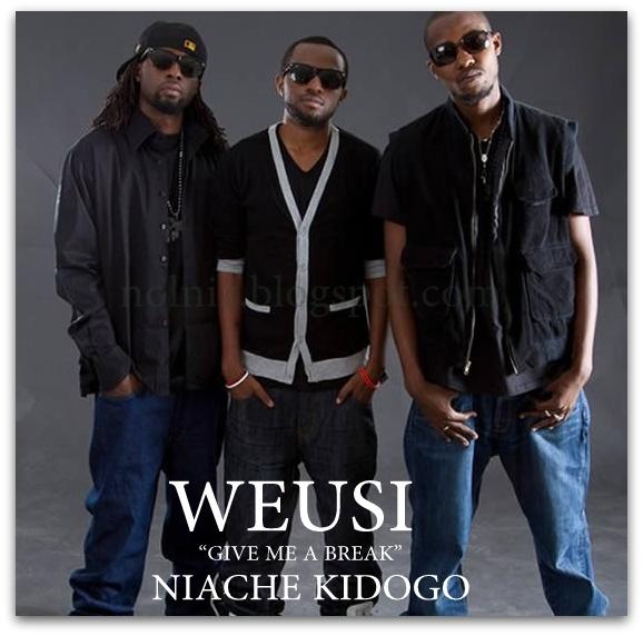 Weusi - Niache Kidogo