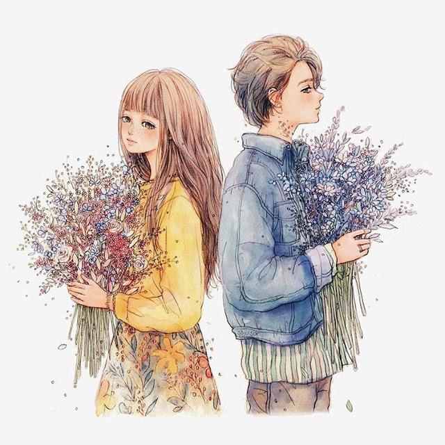Những câu ngôn tình ngắn hay, câu ngôn tình hay khi yêu