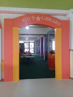 perpustakaan anak di perpus palnam