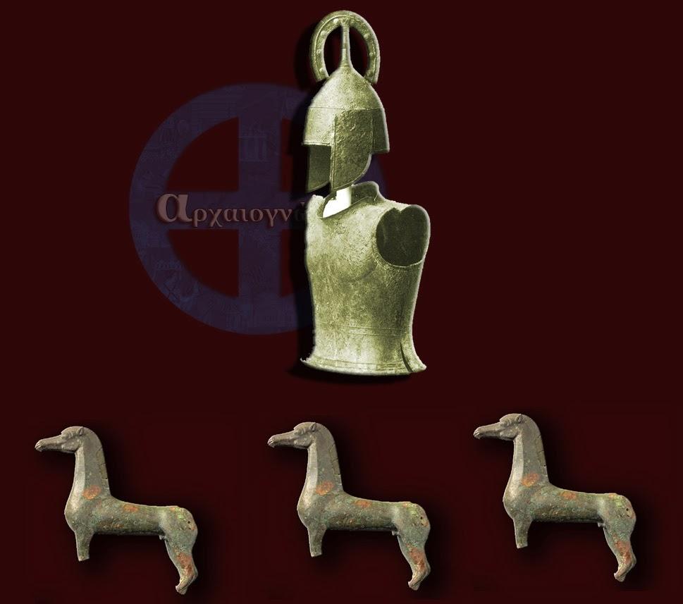 Αρχαιολογικά δεδομένα από το Άργος: Η κυριαρχία των πολεμιστών και των ιππέων