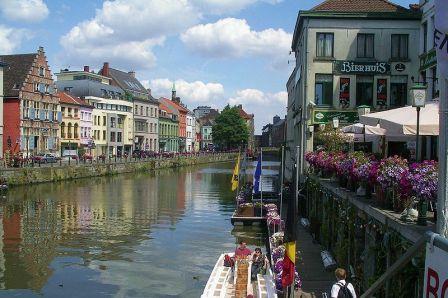 Ghent, Belgia