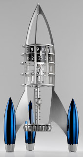 horloge MB&F L'Epée 1839 Destination Moon