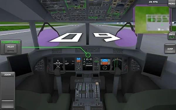 Turboprop Flight Simulator 3D. Os melhores jogos de avião para Android e iPhone. Baixe grátis simulador de voo para seu celular Android ou iPhone (iOS)