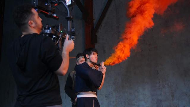 NARUTO: KAKASHI VS OBITO - Crazy Rich Asians & Supernatural Stars Lead the Short Live-Action Film