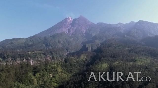 Aktivitas Gunung Merapi Meningkat, Mitigasi Bencara Mulai Disiapkan