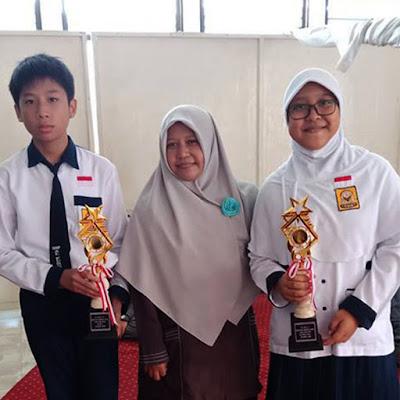 Juara Umum di Lomba PMJ (Primagama Mencari Juara)