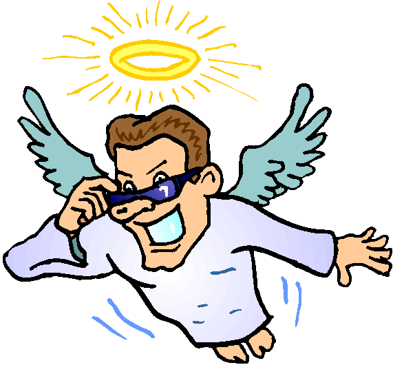 free clipart images of angels - photo #30