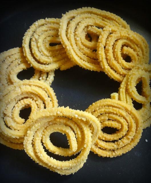 Butter murruku Diwali recipe Janmaashtami recipe