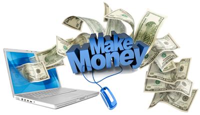 Menghasilkan Uang Melalui Internet