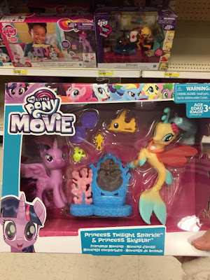 Princess Skystar Brushable Appears in Stores