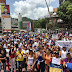 Caraqueños se concentran en la Plaza Alfredo Sadel para recordar a RCTV