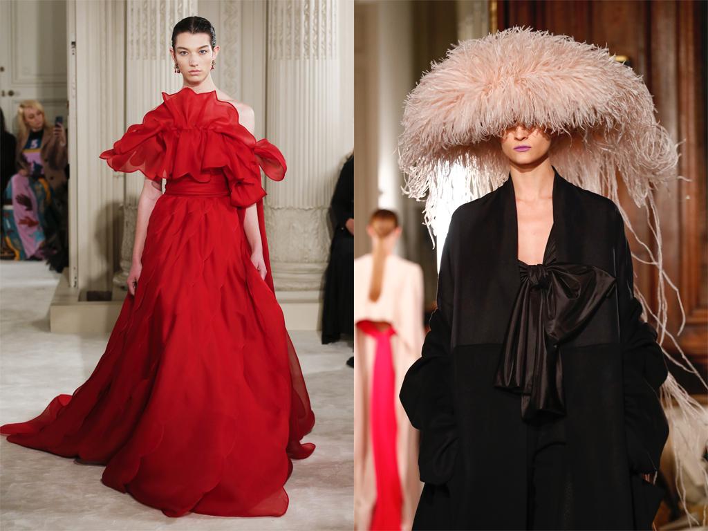 valentino haute couture 2018 spring