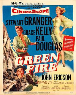 Yeşil Alev – Green Fire | 1954 | DVDRip Türkçe Dublaj