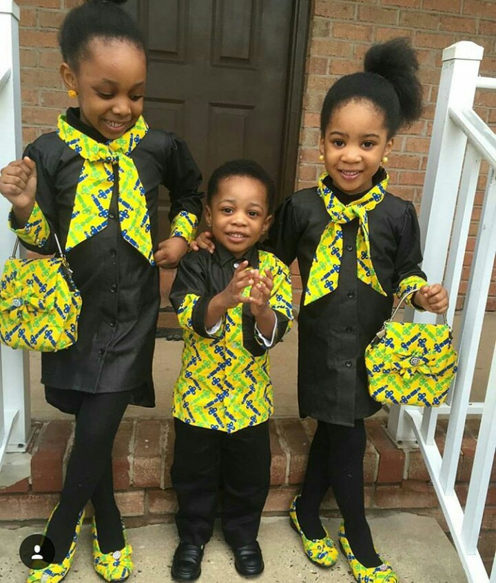 Kids African Fashion 2017