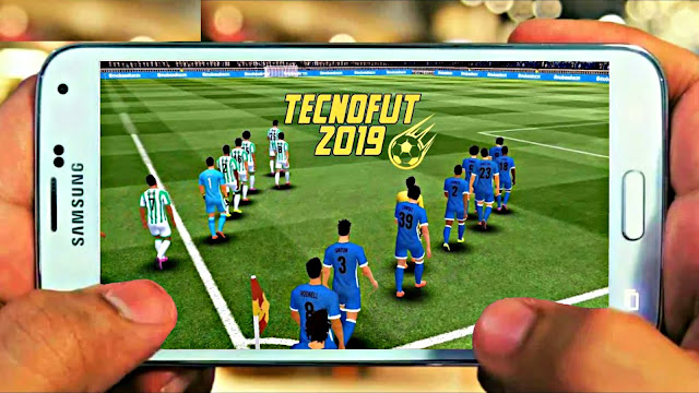 Download New FootBall 2019 Android 400MB Best Graphics