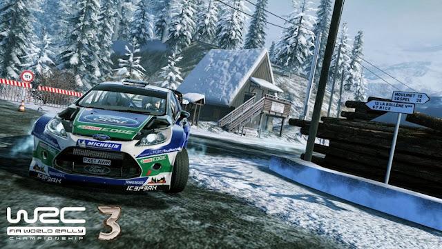 WRC 3 Fia World Rally Championship Game ScreenshotS