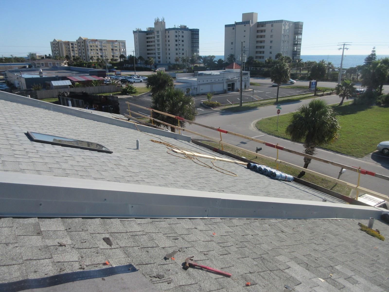 J K Behan Roofing Satellite Beach Re Roof