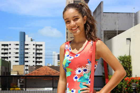 Look do dia: Body Floral