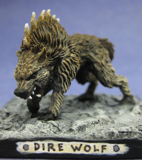 dire wolf monsters d d beyond