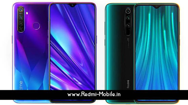 The Redmi Note 8 And RealMe 5 Review