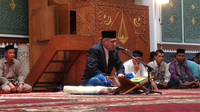 Duh, Nova Iriansyah Salah Baca Surat Ad Dhuha Saat Tes Baca Al Qur'an