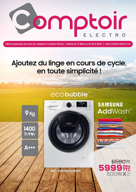 catalogue lecomptoir electro mars avril 2018