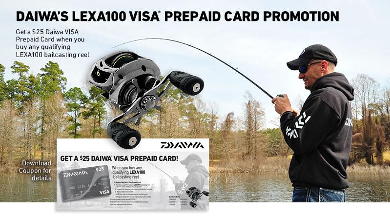 539b5d3d7b5 IBASSIN: Daiwa's Lexa 100 Promotion