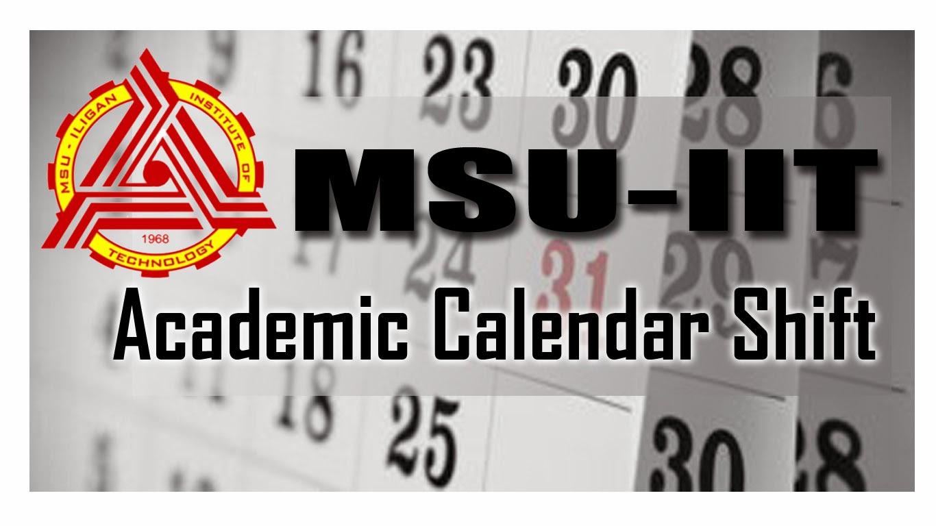 Msu Academic Calendar.When Ideas Come Run Wild An Insight On Academic Calendar Shift In
