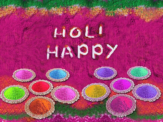 All Time Best Holi Songs Top Bollywood Songs Lyrics Of Holi In Hindi & English - Happy Holi (होली) 2017