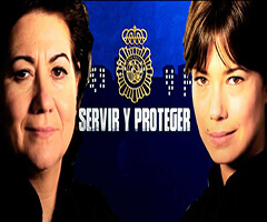 capítulo 767 - telenovela - servir y proteger  - rtve