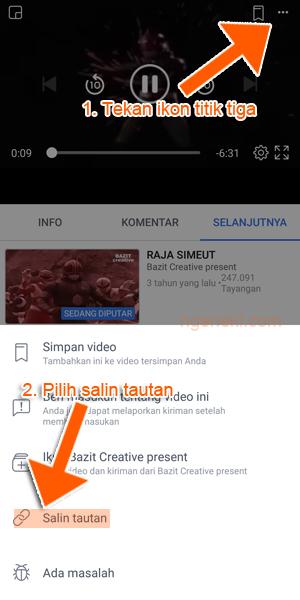 Cara Download Video dari Facebook di HP Android dengan dan Tanpa Aplikasi