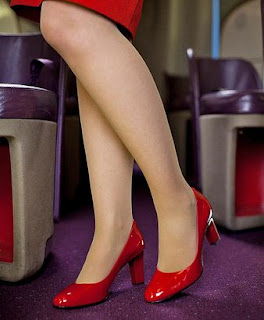 Flight Attendant Shoes