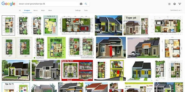 desain rumah perumahan