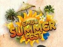 Agenda Shows Embu Summer Fest 2017 Dezembro Cantores Dias