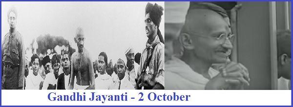 Mahata Gandhi, Image, 2 October, Gandhi Jayanti