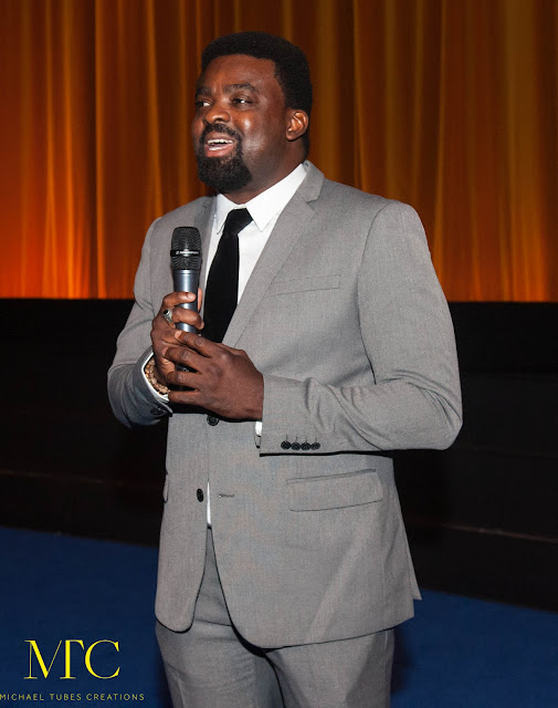 KUNLE AFOLAYAN THE CEO UK PREMIERE