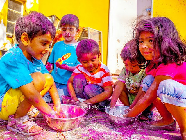Happy Holi Images For Facebook Profile