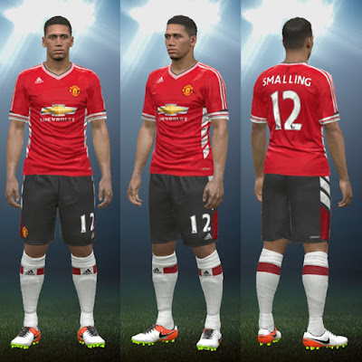 Manchester United Fantasy Kit I