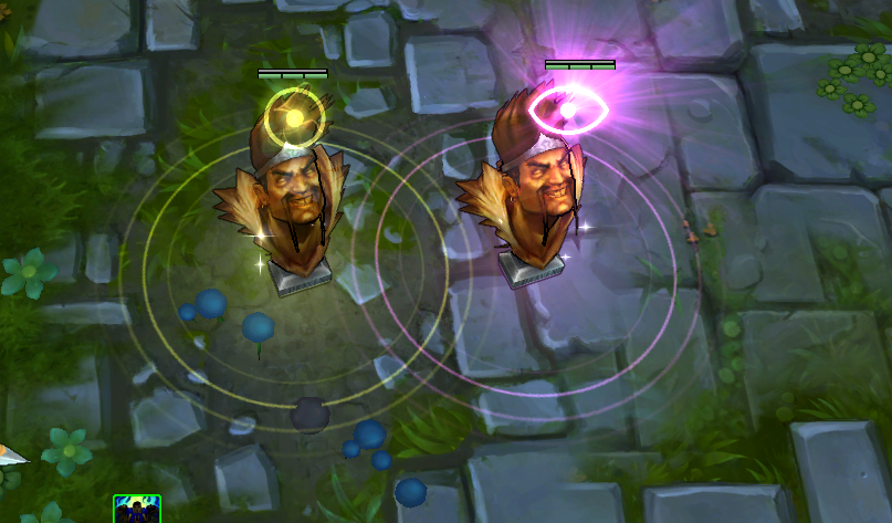 Surrender at 20 Three new ward skins  Ward of Draven