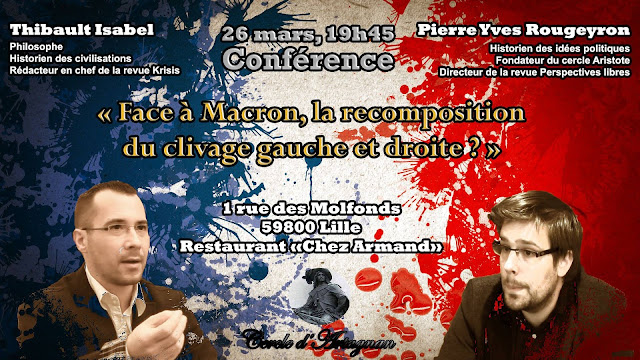 droite gauche politique Macron