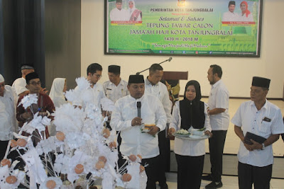Calhaj Tanjungbalai Diminta Jaga Kekompakan di Tanah Suci