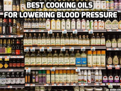 You should use these 3 cooking oils (rice bran oil, sesame oil, extra virgin olive oil) in your daily meals for fighting high blood pressure. This conclusion is backed by researchers from American Heart Association and Kings College London.