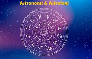 Astronomi Dan Astrologi, Apakah Sama?