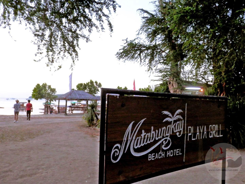 Hotel Review Matabungkay Beach Resort