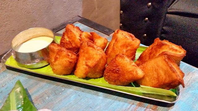 Crunchy Curd Cutlets