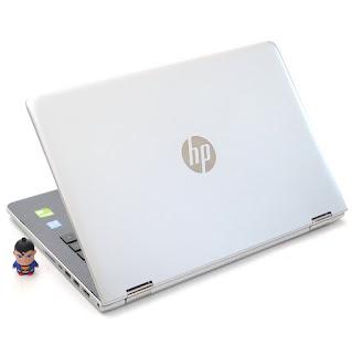 HP Pavilion x360 14-ba005TX Core i7 Double VGA