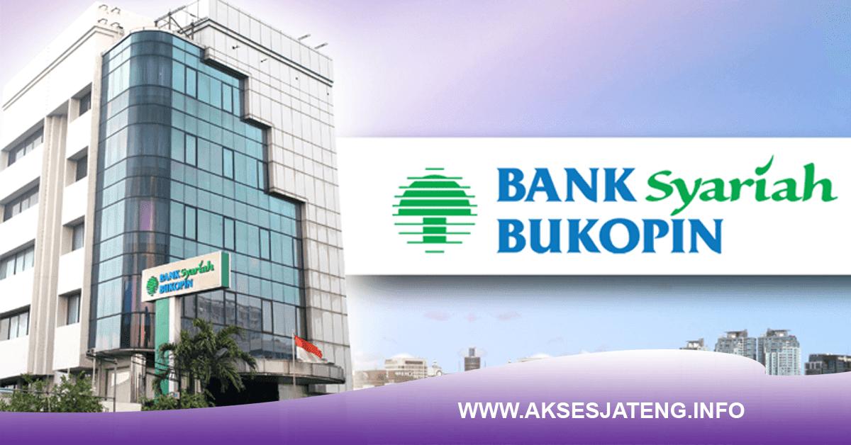 Lowongan PT Bank Syariah Bukopin Semarang Januari 2018